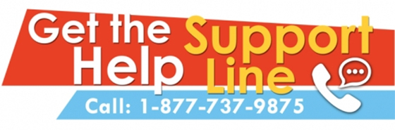 Sport Support Line CALL 1-877-737-9875