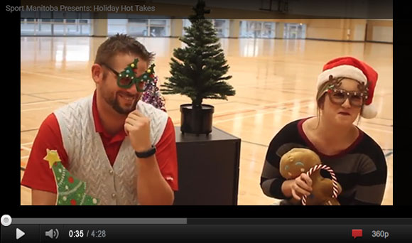 Sport Manitoba Presents...Holiday Hot Takes