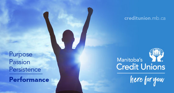 Manitoba's Credit Unions - here for you