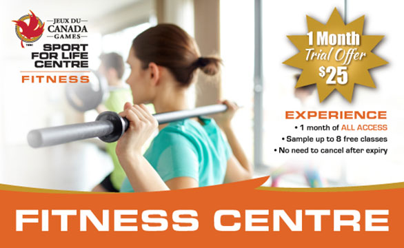 Canada Games Sport for Life Fitness Centre